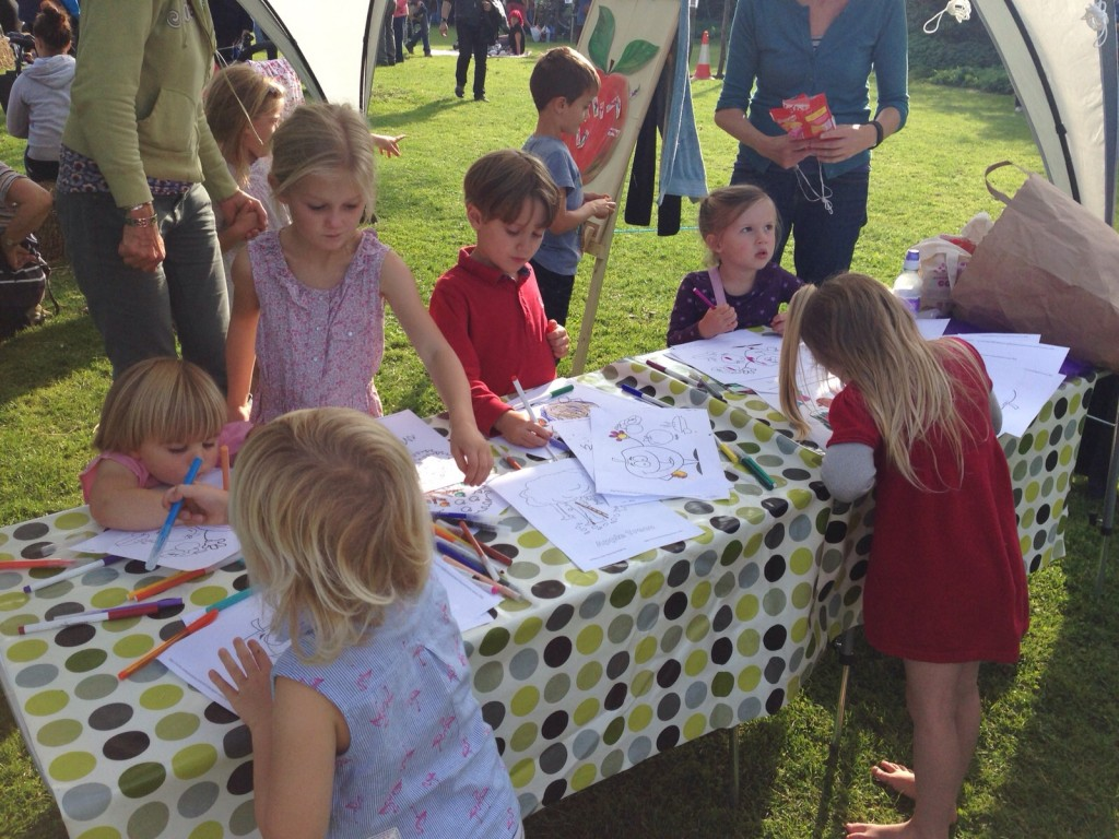 Apple Day 2015 Childrens Games 4